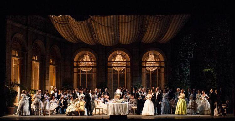 La traviata - photo Marco Brescia