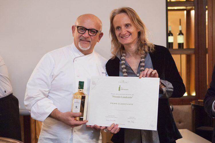 premio laudemio 2019 claudio sadler