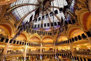 shopping a parigi