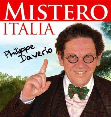 Philièèe Daverio - Mistero Italia - Teatro Carcano
