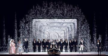 La Cenerentola, di Gioachino Rossini - Teatro alla Scala - photo by Erio Piccagliani
