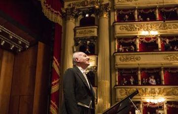Maurizio Pollini - Teatro alla Scala - photo by Brescia e Amisano