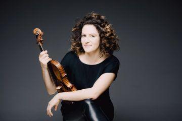 Liza Ferschtman - Orchestra Sinfonica di Milano Giuseppe Verdi - foto © Marco Borggreve