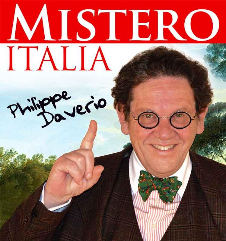 Philippe Daverio - Mistero Italia - Teatro Carcano