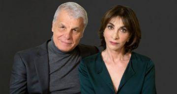 """Michele Placido e Anna Bonaiuto in """"Piccoli crimini coniugali"""" - Teatro Manzoni"""