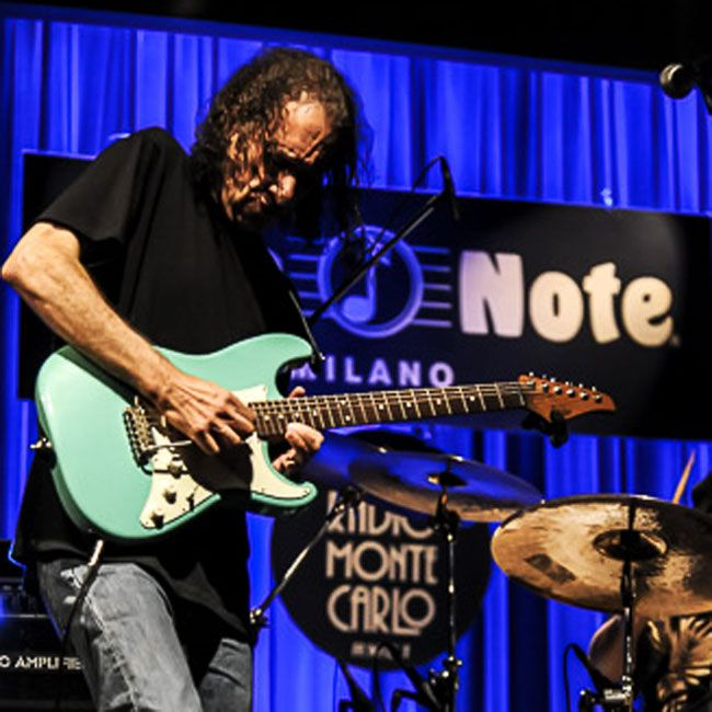 Scott Henderson - Blue Note Milano