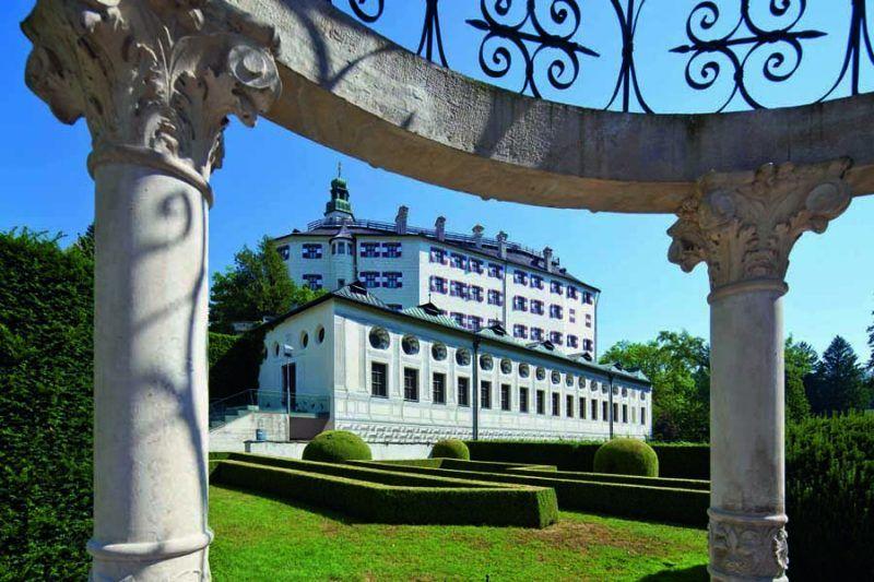 Max 500 Innsbruck castello di ambras