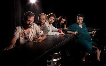Animali da bar - Carrozzeria Orfeo - Teatro Elfo Puccini