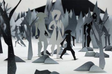 Carlos Amorales, The cursed village, video still, 2017, Courtesy of Estudio Amorales and kurimanzutto, Mexico City