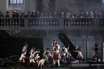 """""""I masnadieri"""" di Giuseppe Verdi al Teatro alla Scala"""