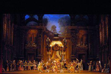 La Bella addormentata - Teatro alla Scala - foto Marco Brescia
