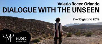 Dialogue with the Unseen, di Valerio Rocco Orlando - Mudec