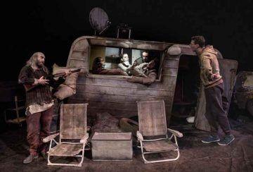 Cous Cous Klan - Carrozzeria Orfeo - Teatro Elfo Puccini - photo by Laila Pozzo