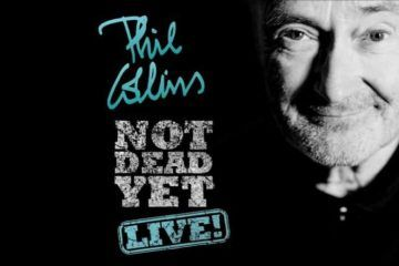 Still Not Dead Yet Live Tour 2019 - Phil Collins - Mediolanum Forum