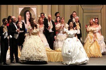 Traviata - Teatro degli Arcimboldi - Milano Opera & Ballett