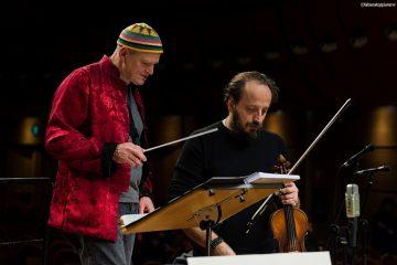 Alessandro Cerino e Luca Santaniello - photo by Fabiana Toppia Nervi