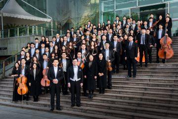 L'Orchestra sinfonica di Ningbo in concerto al Teatro Franco Parenti