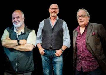 Il trio Erskine-Gomez-Moroni all'Arona Music Festival