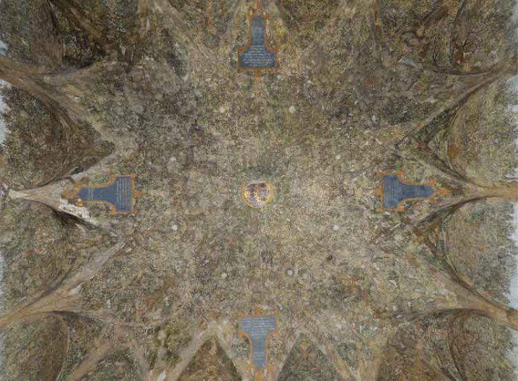 Volta della Sala delle Asse - Castello Sforzesco [CC BY-SA 4.0], via Wikimedia Commons