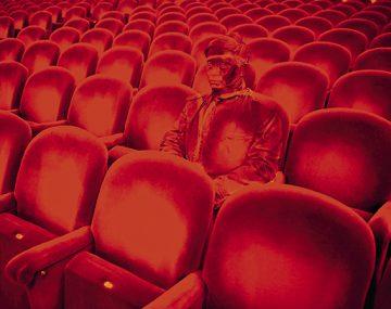 Liu Bolin, Teatro alla Scala n° 2, Milano 2010, Courtesy: Boxart, Verona