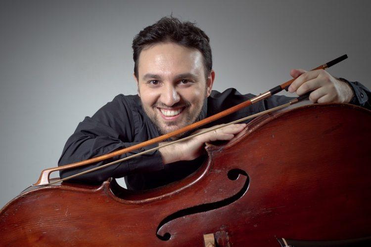 Il Maestro Enrico Fagone dirige l'Orchestra Sinfonica di Milano Giuseppe Verdi al Castello Sforzesco