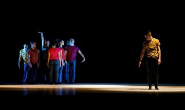 Materiali resilienti + Connections - Milano Contemporary Ballet