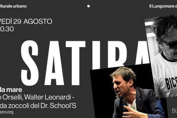 Folco Orselli e Walter Leonardi a Mare Culturale Urbano