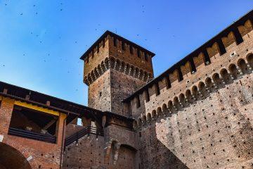 Castello Sforzesco - CC0 Creative Commons, via Pixabay
