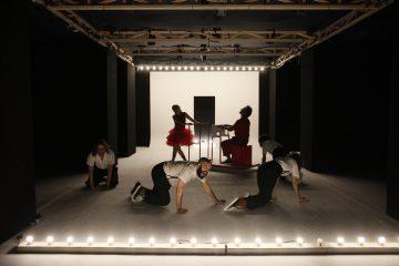 Opera Panica, di Alejandro Jodorowsky - Teatro Franco Parenti - foto di Luca Del Pia
