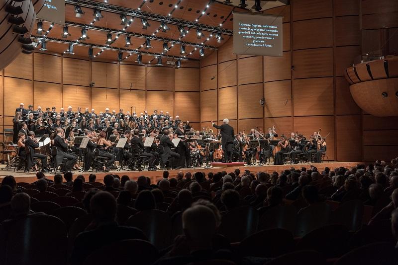 Orchestra e coro sinfonico G.Verdi - Studio Hanninen