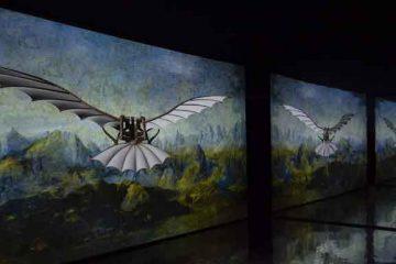 Leonardo Da Vinci 3D - Fabbrica del Vapore