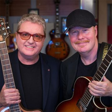 Martin Taylor & Ulf Wakenius - Blue Note Milano