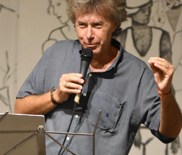 """Paolo-Colombo al Teatro carcano con """"Muro contro muro"""""""