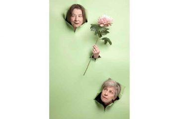 """Corinna Agustoni ed Elena Callegari al Teatro Elfo Puccini con """"Cabaret Ceronetti"""""""