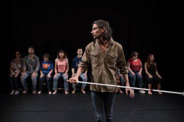 I figli della frettolosa - Teatro Elfo Puccini - photo by Luca Del Pia