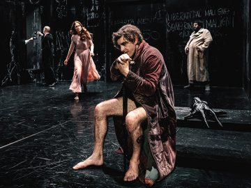 Il Maestro e Margherita - Piccolo Teatro Strehler