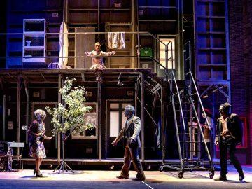 Rumori fuori scena al Piccolo Teatro Strehler - photo by Giampiero Assumma