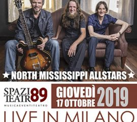 North Mississippi Allstars - Spazio Teatro 89