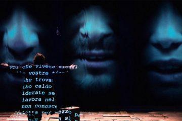 """""""Se questo è un uomo"""" di Primo Levi al Teatro Franco Parenti"""