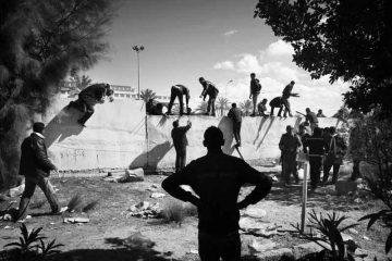 © Paolo Pellegrin - Confini di umanità - Triennale Milano - A cura di: Annalisa D'Angelo Organizzata da: Triennale Milano, Bookcity Milano, Pistoia - Dialoghi sull'uomo, Fondazione CRPT