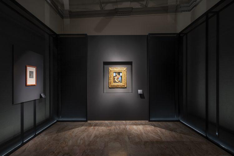 """La """"Madonna Litta"""" al Museo Poldi Pezzoli - © Foto di Andrea Martiradonna"""