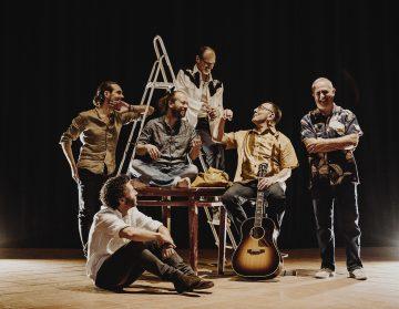 I Mandolin' Brothers allo Spazio Teatro 89