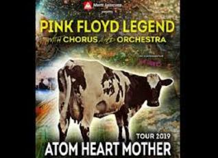 "I Pink Floyd Legend al Teatro Dal Verme con ""Atom Heart Mother"""