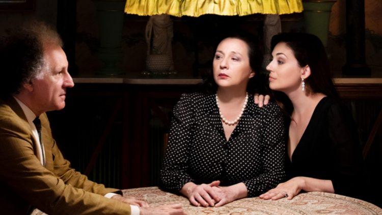Il gatto - Teatro Franco Parenti - photo by Federica Di Benedetto