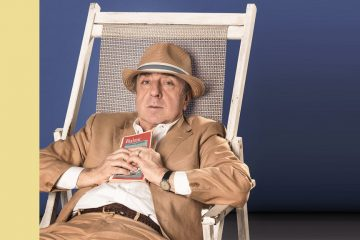 "Silvio Orlando in ""Si nota all'imbrunire"" al Teatro Franco Parenti - photo by Claudia Pajewski"