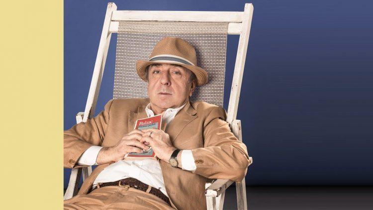 """Silvio Orlando in """"Si nota all'imbrunire"""" al Teatro Franco Parenti - photo by Claudia Pajewski"""