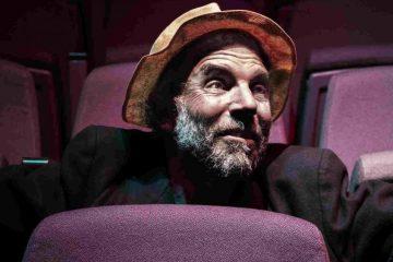 """Mario Sala in """"Il sogno di un uomo ridicolo"""" regia Lorenzo Loris – Foto Erica Falcinelli"""