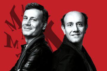 """Ale e Franz al Teatro Manzoni con """"Nati sotto contraria stella"""""""