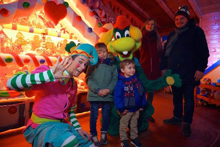 Gardaland Magic Winter 2019 - Villaggio Babbo Natale