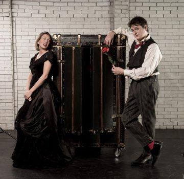 """""""Generico utilité"""" al Teatro Elfo Puccini - photo Laila Pozzo"""